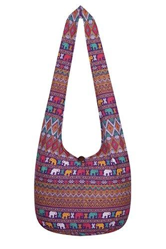 ThaiUK Herren Jeanshose Aztec Purple 2