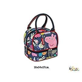 Peppa Pig - K10026 - Cepillo de Dientes Peppa Pig 2 uds
