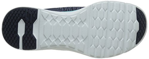Skechers Valeris - Baskets basses Femme Bleu (nvlb)