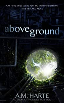 Above Ground: A gripping post-apocalyptic novel with a twist (English Edition) di [Harte, AM]