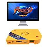 TAPDRA Arcade Jamma Board Pandora's Box 9 1500 Games Multi Game Arcade Machine Accessory DIY Kit Part Jamma PCB Classic Vintage Video Game Board, Support LCD and VGA