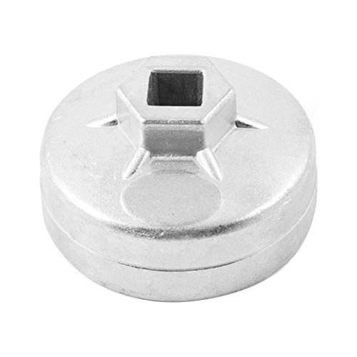 Gaoominy Gaoominy (R) 65 mm oelfilter Patrone Kappe Schraubenschluessel Tool Sockel Entferner