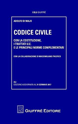 Codice civile Codice civile 41nq8dG8EaL