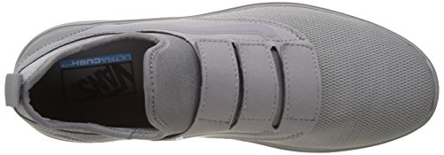 Vans UA ISO Priz, Sneakers Basses Mixte Adulte Gris (Mono Grey)