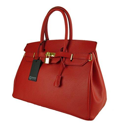 borsa-modello-birkin-vera-pelle-bordo-made-in-italy-collezione-2015-rosso