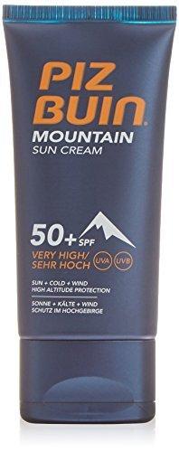 Piz Buin Mountain Sun Cream with SPF 50 40 ml by Piz Buin