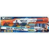 NE Xshot Zuru Clip Blaster L max Attack