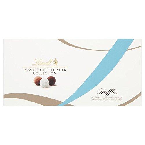 Lindt Collecte Truffes Maître Chocolatier 83G - Paquet de 6