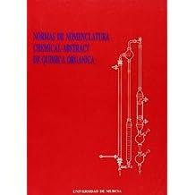 Normas de Nomenclatura Chemical-Abstract de Quimica Organica