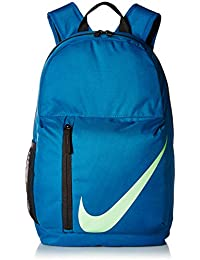 ea16541a9bd6 Nike 25 Ltrs Green Abyss Black Barely Volt Casual Backpack (BA5405-301