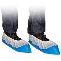 50 Piezas Botas con Paño grueso y suave federal OP Zapatos desechables C-PE Calzas