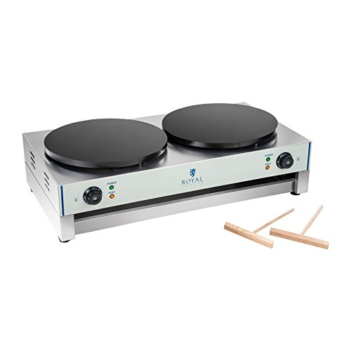 Royal Catering   RCEC 6000 E   Crepera   40 cm   2