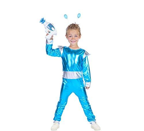 Rubies – Space Disfraz de Astroboy Infantil (S8282-L)