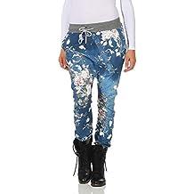 ZARMEXX Pantalon de survêtement pour Femme Pantalon Baggy Pantalon de  Loisirs pour Petit ami Pantalon de 8e14c36d04c