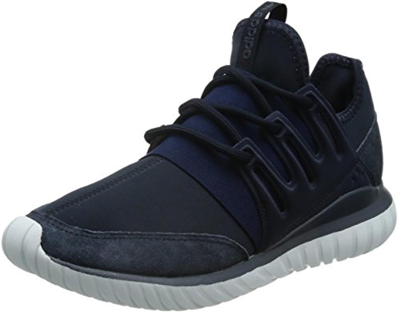 adidas Tubular Radial Schuh   Blue   42