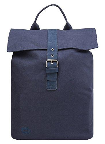 Mi-Pac Kleiner Rucksack, Canvas Einheitsgröße Marineblau -