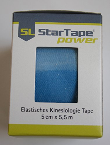 SL Star Tape power, 5cmx5,5m blau -