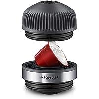 WACACO Nanopresso NS Adaptador, accesorios para la máquina de café espresso portátil Nanopresso, compatible con cápsulas NS, ideal para viajar, acampar u oficina (No cabe el minipresso)