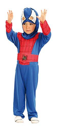 (Karnavale Spiderman Kostüm Baby 2-4 Jahre)