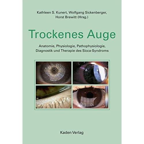 PDF] Trockenes Auge: Anatomie - Physiologie - Pathophysiologie ...