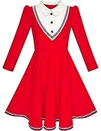 hot sale online dc5aa 33388 Suchergebnis auf Amazon.de für: rot weiss gestreiftes kleid ...