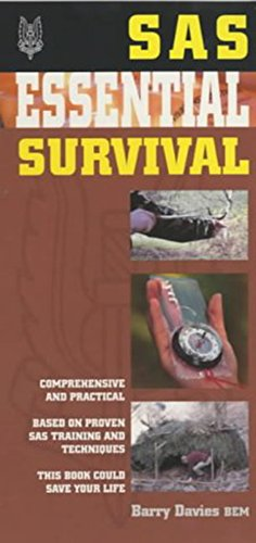 SAS Essential Survival (SAS Essential Survival Guides)
