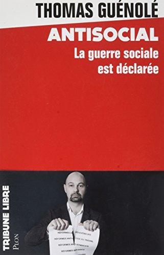 Antisocial par Thomas GUENOLE