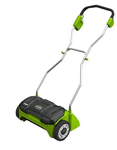 Greenworks 2505007gdt30arieggiatore elettrico, 230v, green