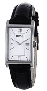 Hugo Boss Damen-Armbanduhr Analog Quarz Leder 1502175