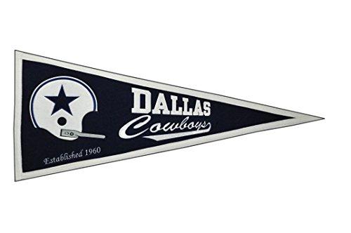 Dallas Cowboys Wimpel, mittelgroß