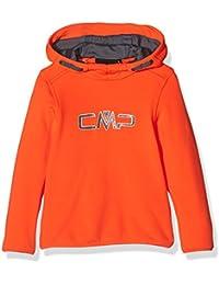 CMP Joven Jersey Sudadera, otoño/invierno, niño, color Aranciata, tamaño 98