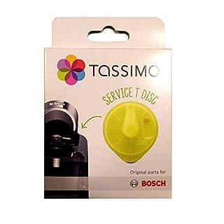 Reinigungsdisc T-Disc Bosch 576836 / 621101 Tassimo TAS12 TAS20 TAS32