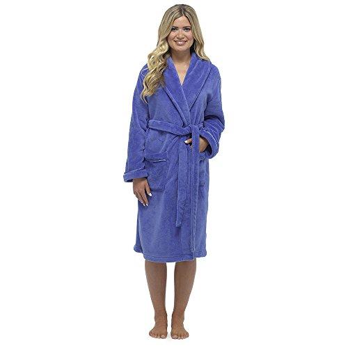 Tom Franks - Robe de chambre - Femme Bleu