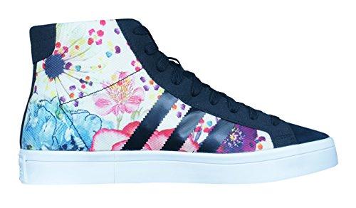 adidas Originals Court Vantage Mid baskets / hi tops pour femme Multicolored