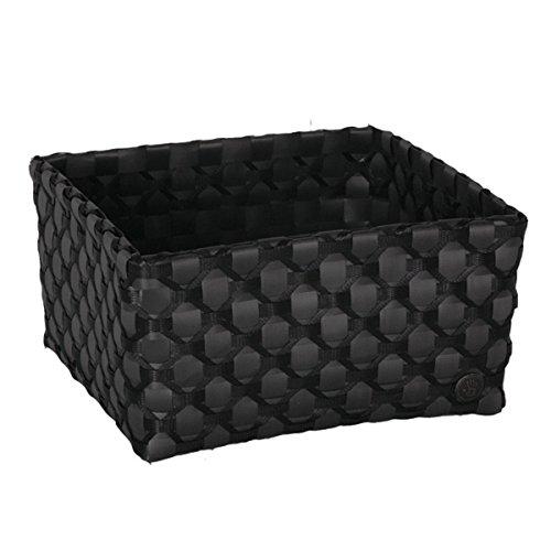 Handed By Box LIMOGES Korb DARK GREY grau schwarz Deko Schachtel Aufbewahrung (Limoges Box)