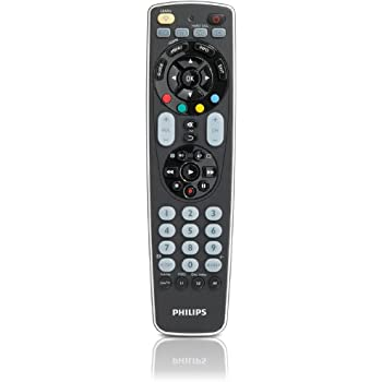 Philips SRP 5004 4-in-1 Universal-Fernbedienung inkl
