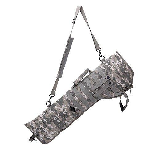 militar-tld Tasche Schrotflinte Softair Jagd Schwarz aus Spanien