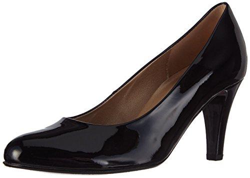Gabor  Gabor, Chaussures à talons - Avant du pieds couvert femme Noir - Schwarz (schwarz (+Absatz))