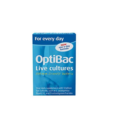 OptiBac Für Jeden Tag - Natürlich 5 Milliarden KBE Mehrstämmiges - 30 Kapseln