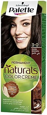 Schwarzkopf Palette Naturals 3-0 Dark Brown
