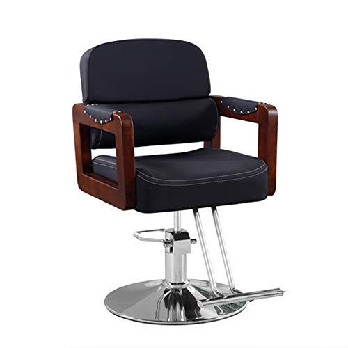 GYJ Friseursalon-Stuhl-Anreden, verbesserte Schönheits-Ausrüstung, Hochleistungshydraulikpumpe-Friseursessel, Anreden für den Stylist-Frauen-Mann, einfach und elegant