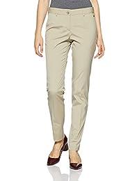 Park Avenue Woman Solid Trouser Suit