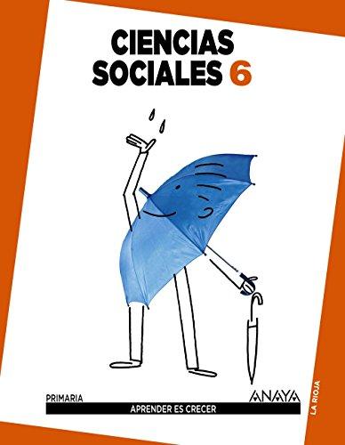 Ciencias Sociales 6. (Aprender es crecer) - 9788467881233