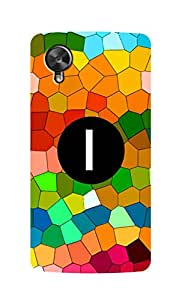 SWAG my CASE Printed Back Cover for Google Nexus 5