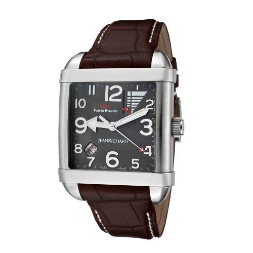 jean-richard-reloj-de-pulsera-hombre-piel-color-marron