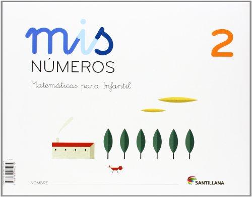 MIS NUMEROS 2-9788468015279