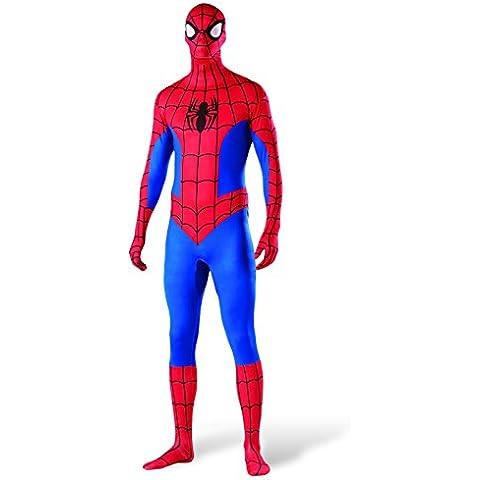 Spiderman - Disfraz ajustado para adultos, talla XL (Rubies 880948-XL)