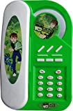 #9: Sky Solution Ban10 All New Telephone Musical Toy-Battery Operated (Battery Not Included)