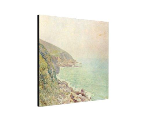 Alfred_Sisley_067_60x60cm_Wandbild Kunstdruck auf Leinwand vom Originalgemälde Alte Meister - 14. bis 18. Jahrhundert Meisterwerke der Zeitgeschichte -