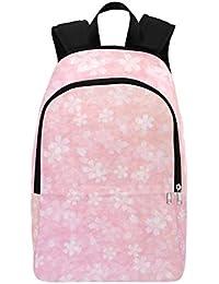 0906543d858ec Kirsche Japanisches Papier lässig Daypack Reisetasche College School  Rucksack für Männer und Frauen